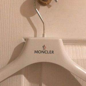 Moncler hanger